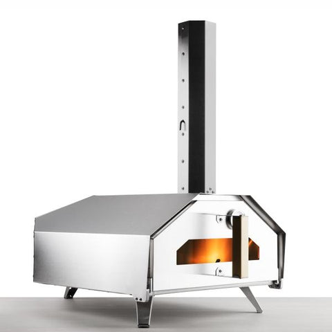Ooni Pro | Portable Pro Woodfired Pizza Oven With Free Pizza Slicer - FREE Shipping Australia wide.
