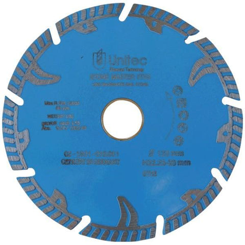 Unitec Stonemaster Engineered Stone Diamond Blade