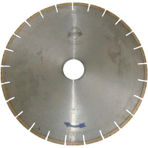 Unitec Heger Titan Bridge Saw Diamond Blade - Marble - 350mm