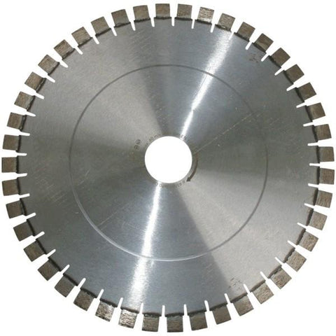 Unitec Segmented Bridge Saw Diamond Blade - Granite/Recon