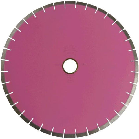 Unitec Sonic Series Silent Diamond Bridge Saw Blade - Granite
