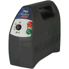 Profile view of WB450 WELDBrush Cleaning Machine only