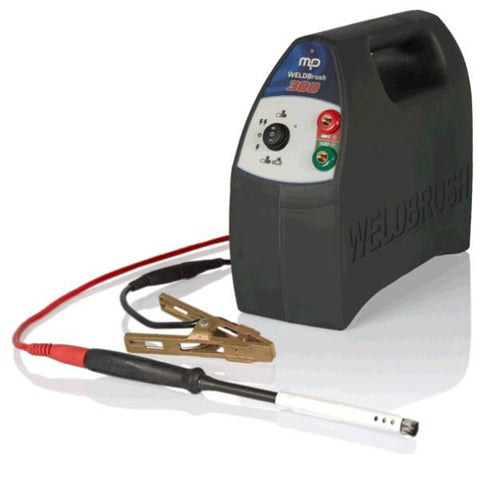 WB450 Keztek WELDBrush Stainless Steel Weld Cleaning Machine