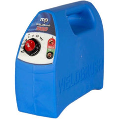 Profile view of WB500 WELDBrush Weld Cleaning Machine only