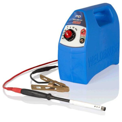 WB500 Keztek WELDBrush Stainless Steel Weld Cleaning Machine