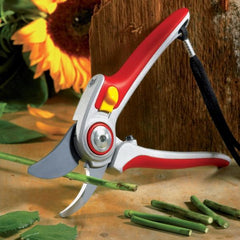 WOLF GARTEN Large Professional Plus Bypass Secateurs for Gardens