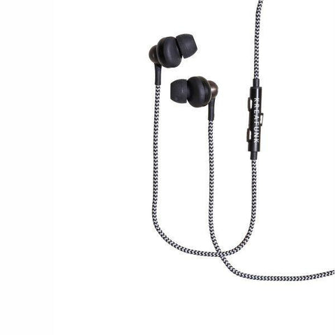 KREAFUNK | Agem Earphones - Black
