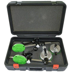 Stonex Waterfall Clamp/Seam Setter Set - Pair