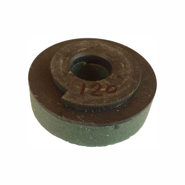 Wet Abrasive Polishing Wheel - Snail Back - 100mm