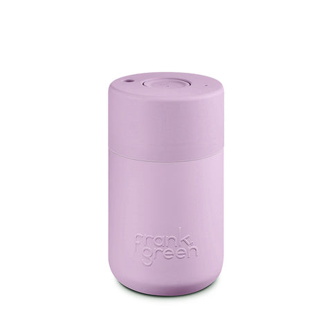 FRANK GREEN | TAP TO PAY Smart Coffee Cup 12oz / 340ml - Lilac Haze