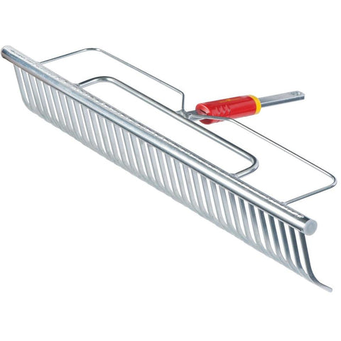 WOLF GARTEN | Multi-Change Long Span Rake - 58cm - Head Only