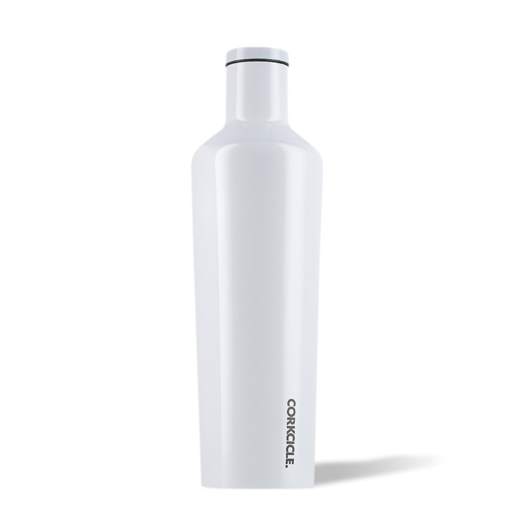 CORKCICLE | Canteen 25oz (740ml) - Dipped White
