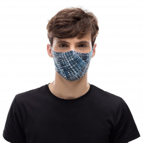 BUFF Filter Face Mask Adult - Bluebay
