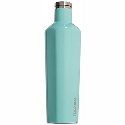 CORKCICLE | Stainless Steel Insulated Canteen 25oz (750ml) - Turquoise