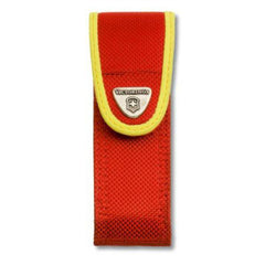 Front view of VICTORINOX Red Rescue Tool Nylon Replacement Sheath
