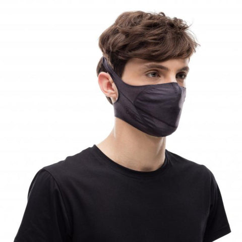 BUFF Filter Face Mask Adult - Vivid Grey