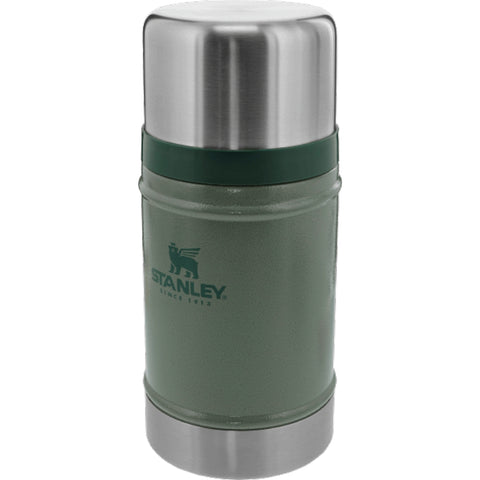 STANLEY | Classic 700ml Food Jar - Hammertone Green