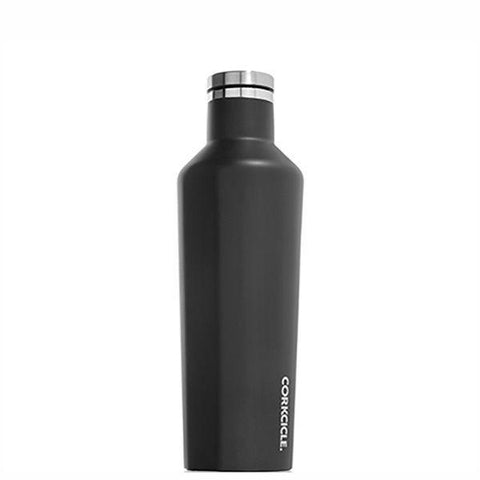 CORKCICLE | Stainless Steel Insulated Canteen 16oz (470ml) - Matt Black