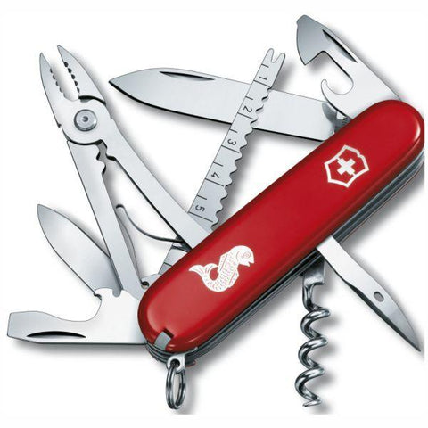VICTORINOX  |  Angler Swiss Army Knife 35660 - 1.3659.72