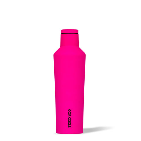 CORKCICLE | Canteen 16oz (470ml) - Neon Pink