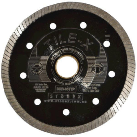 Stonex TTP Thin Turbo Diamond Blade