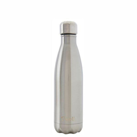 S'Well | Insulated Bottle SHIMMER Collection 500ml - Silver Lining