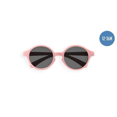 IZIPIZI PARIS | Sun Kids Sunglasses - Pastel Pink (1-3 YEARS)