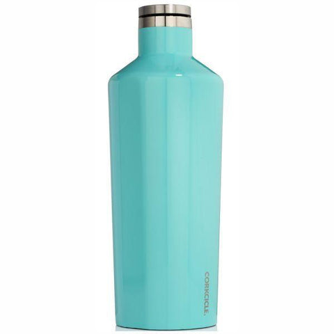 CORKCICLE | Stainless Steel Insulated Canteen 60oz (1.75L) - Turquoise