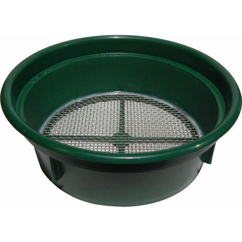 KEENE | Green Classifying Sieve - 2 Mesh - 1/2""
