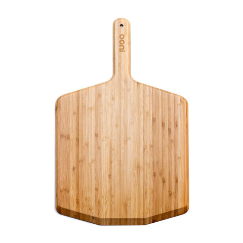 Ooni | BAMBOO Pizza Peel - Wooden 14""