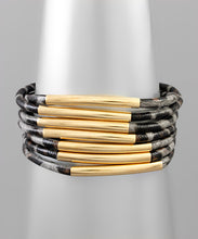 Load image into Gallery viewer, 7 Row Bracelet