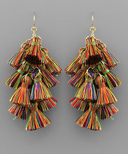Load image into Gallery viewer, Multi Tassel Chandelier