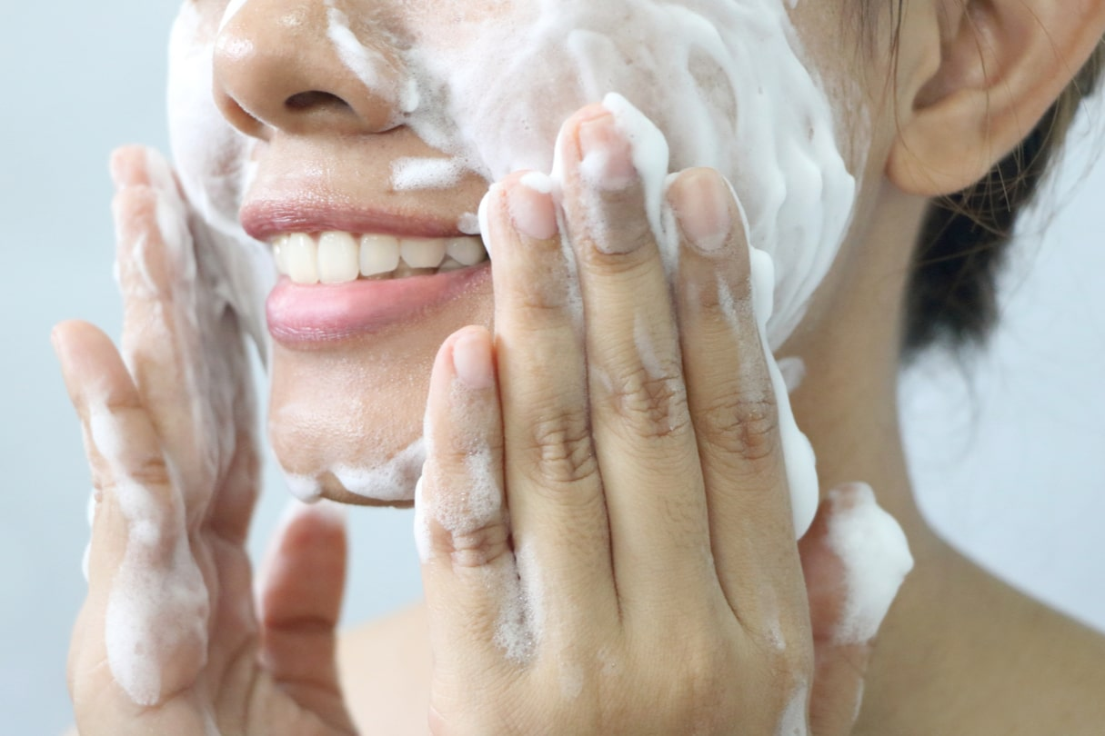 Washing_face