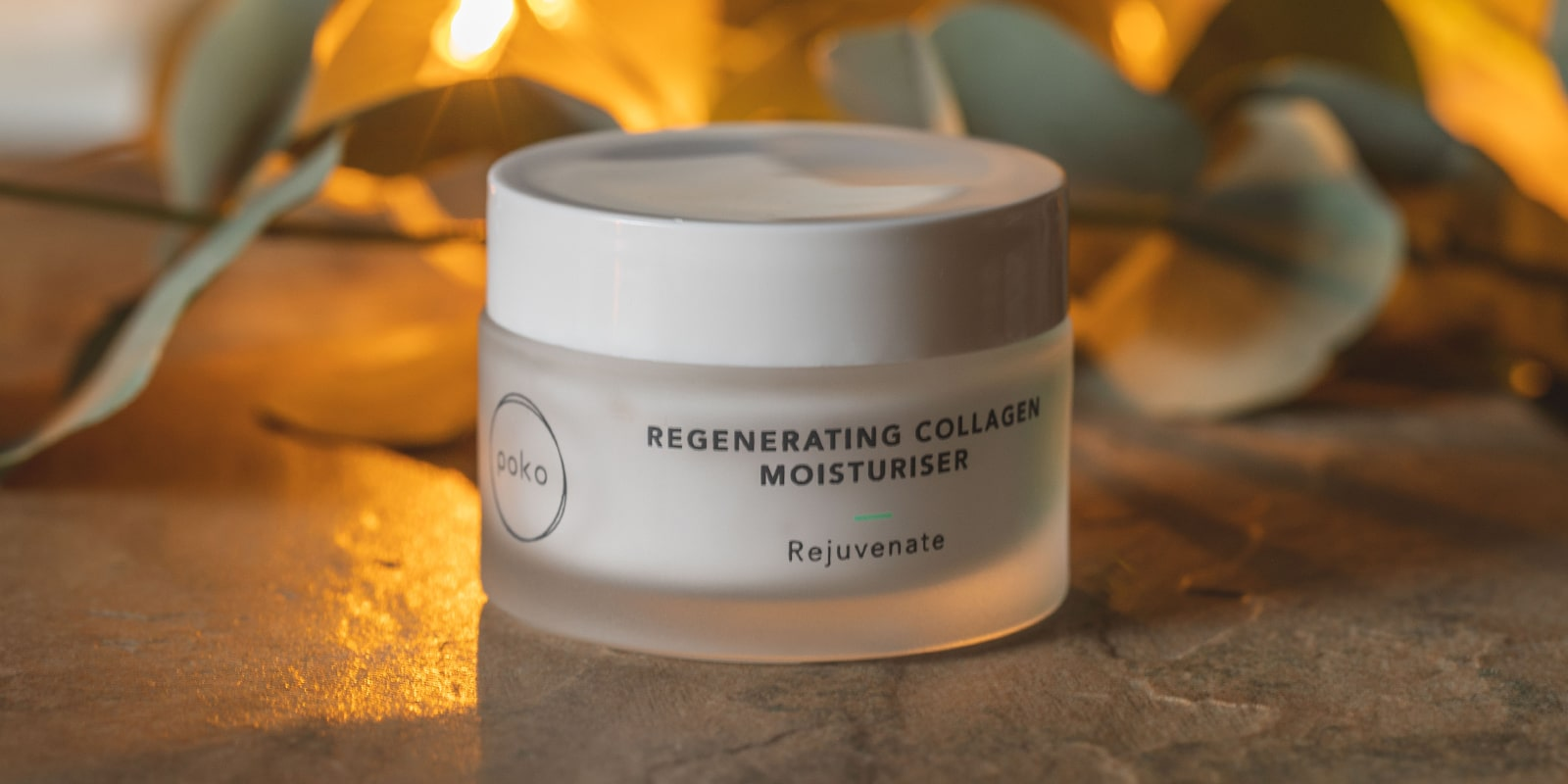 Poko Regenerating Collagen Moisturiser
