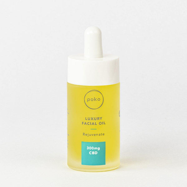 Luxury Facial Oil - Poko CBD