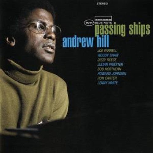 Hill, Andrew - Passing Ships (2LP/Tone Poet Series)