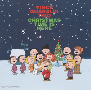"Guaraldi, Vince Trio - Christmas Time Is Here (7"" Single)"