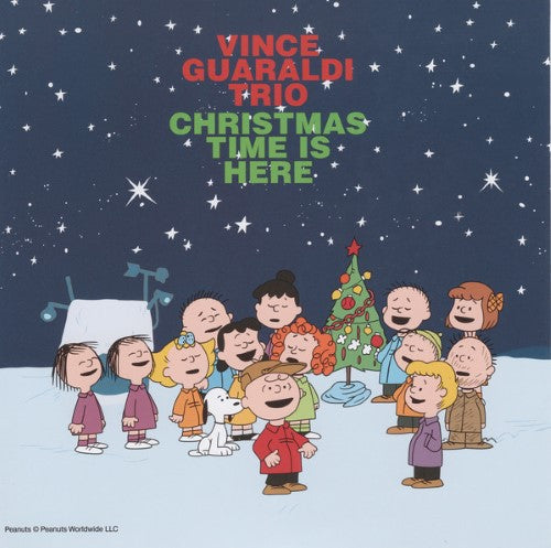 Guaraldi, Vince Trio - Christmas Time Is Here (7