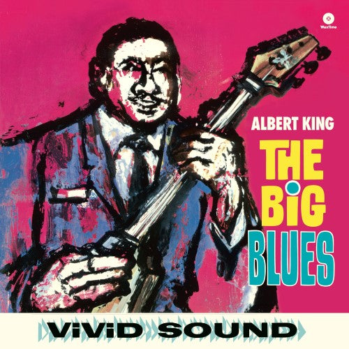 King, Albert - The Big Blues