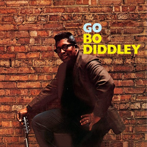 Diddley, Bo - Go Bo Diddley