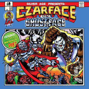 Czarface and Ghostface Killah - Czarface Meets Ghostface
