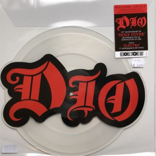 Dio - Holy Diver - Live At 35