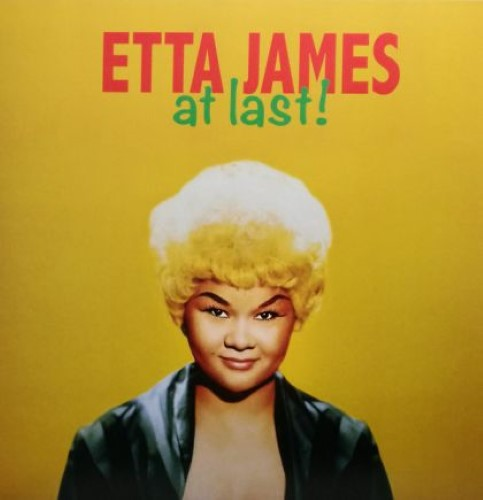 James, Etta - At Last!