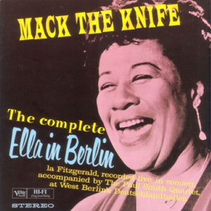 Fitzgerald, Ella - Mack The Knife