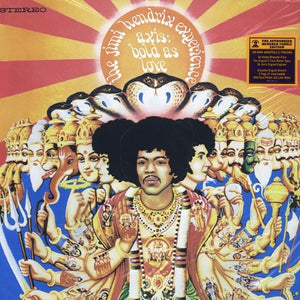 Hendrix, Jimi Experience - Axis: Bold As Love (MONO)