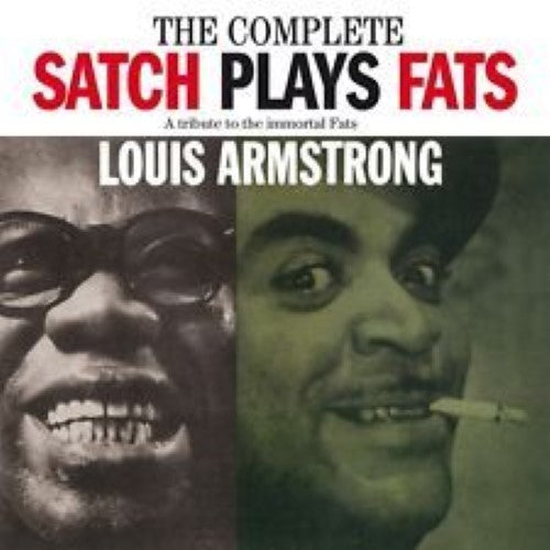 Armstrong, Louis - Satch Plays Fats: A Tribute To The Immortal Fats Waller By Louis Armstrong And His All-Stars