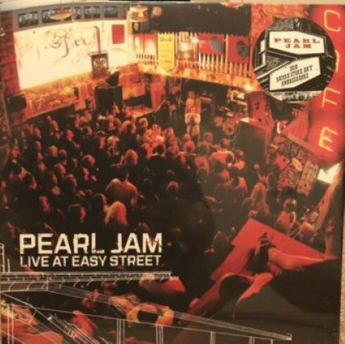 Pearl Jam - Live At Easy Street