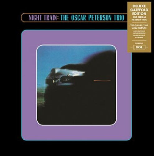 Peterson, Oscar Trio - Night Train