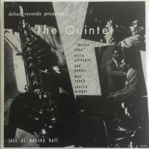 Quintet, The - Jazz At Massey Hall