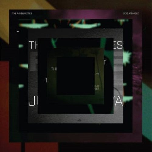 Raveonettes, The - 2016 Atomized